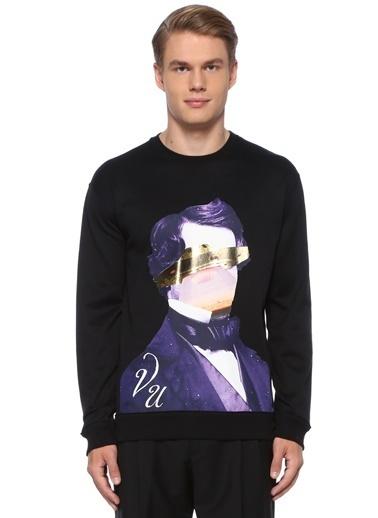 Valentino Sweatshirt Siyah